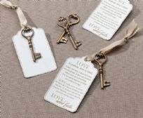 Christian Bronze Keys And Signing Tags (24)